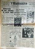 Telecharger Livres HUMANITE L du 13 05 1964 LES SALAIRES GREVES LE PLAN DE STABILISATION LE CHAMPION DES PYRAMIDES ET KHROUCHTCHEV NAESSEN AU CANADA (PDF,EPUB,MOBI) gratuits en Francaise