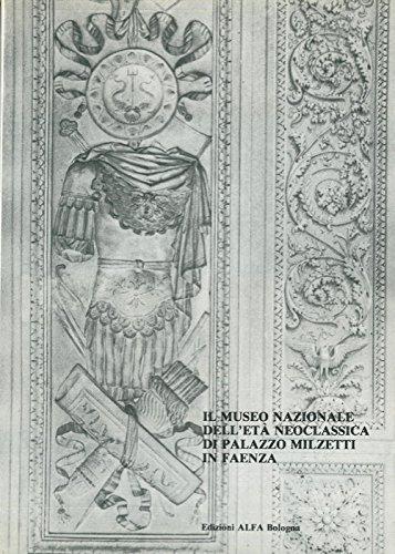 Il Museo Nazionale dell'Eta' Neoclassica di Palazzo Milzetti in Faenza.
