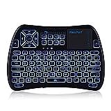 iPazzPort Mini Teclado ratón Inalámbrico y Touchpad