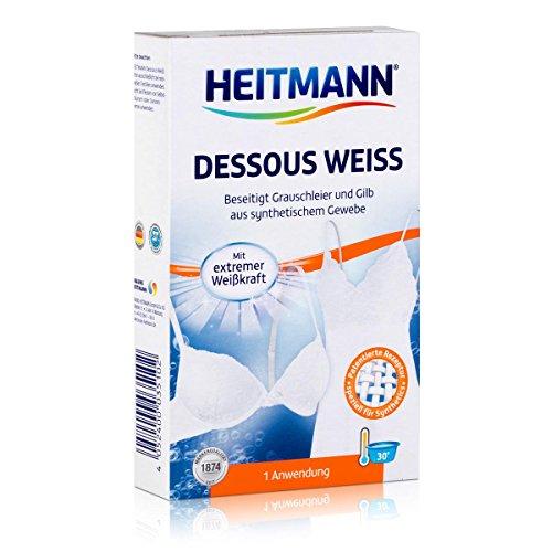 Heitmann Dessous Weiss 200g - Mit extremer Weißkraft