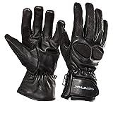 Germot Tampa Motorrad Handschuhe Schwarz Sommer, 10002200, Größe L