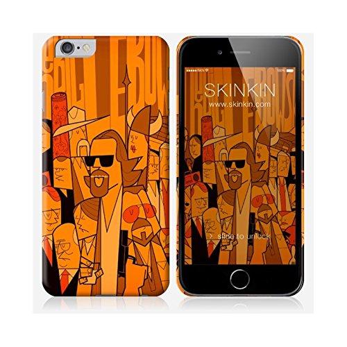 Coque iPhone 6 et 6S de chez Skinkin - Design original : Big Lebowski par Ale Giorgini Coque iPhone 6 Plus et 6S Plus