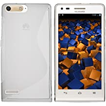 Mumbi carcasa de X-TPU para Huawei asciende blanco transparente P7 Mini (importación Alemania)