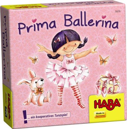Haba 5979 - Prima Ballerina, Tanzspiel (Tabletop-sport-spiel)