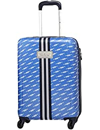 5568047b9 VIP Orchid 360 Exp 66 Expandable Strolley Suitcase - 26 Inch (Blue ...