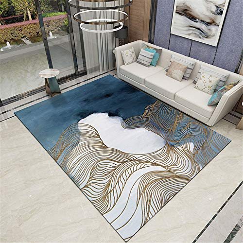 Klein Ball Teppich-Mode Ethnischen Nationalen Böhmen Persischen Stil Multi-Color European Floral Tür/Küche Matte Wohnzimmer Schlafzimmer Bereich Teppich Carpet50X80Cm