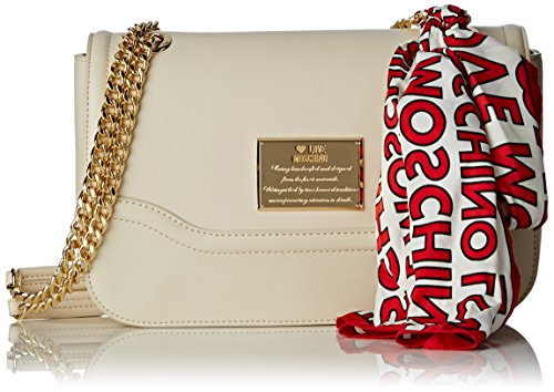 love-moschino-jc4036-sacs-portes-epaule-femme-blanc-ivory-7x18x29-cm
