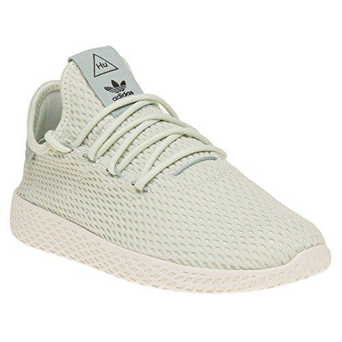0985990ff Adidas Pharrell Williams Tennis Hu Niña Zapatillas Verde