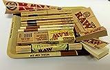 """RAW - Set confezione regalo anni '70, vassoio mini, in metallo """"New Deal"""", con Booklet E-zwider Grape by Trendz"""