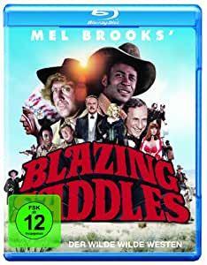 Blazing Saddles - Der wilde Wilde Westen [Blu-ray]
