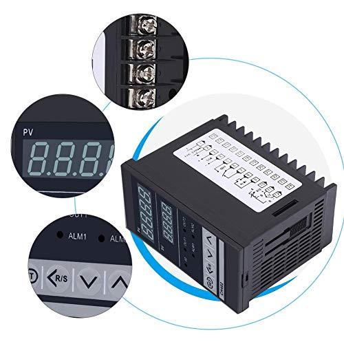 Digitales Thermostat, Hochpräziser Smart PID-Temperaturregler, Thermostatrelais, TC/RTD-Eingang, Thermostatschalter, Temperaturschalter