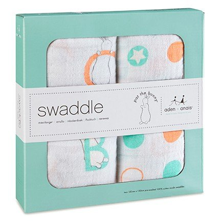 Swaddel Limited Edition Pat The Bunny