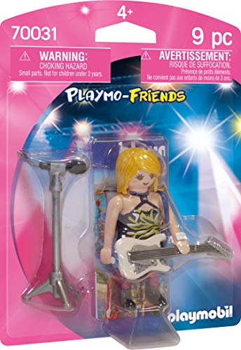 Playmobil 70031 Playmo-Friends Rockstar Toy