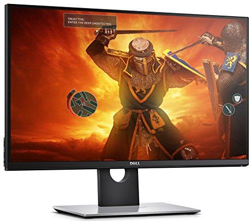 Buy Dell S2716DG 27-inch TN Gaming Monitor (1 ms Response Time, QHD 2560 x 1440 at 144 Hz, Nvidia G-Sync HDMI/DP/USB) – Black