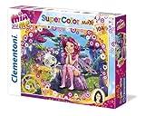 Clementoni 23598–Puzzle Maxi Mia & Me, 104Teile