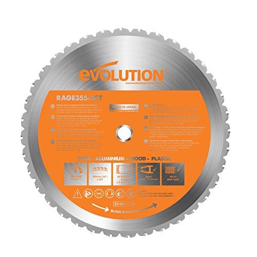 Evo - Disco multifunción Rage 2 355 mm