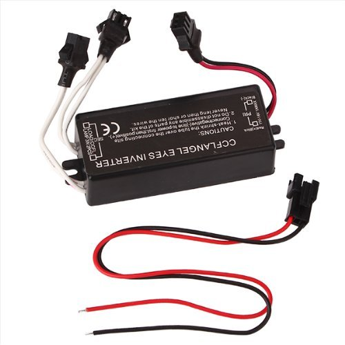 BQLZR CCFL 12V Inverter Angel Eye Halo Ring Ballast E46 E39 E38 E36 X3 Waterproof