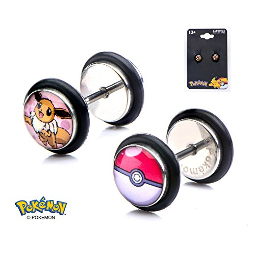Pokemon Evee Set Plug falso - Plug falso