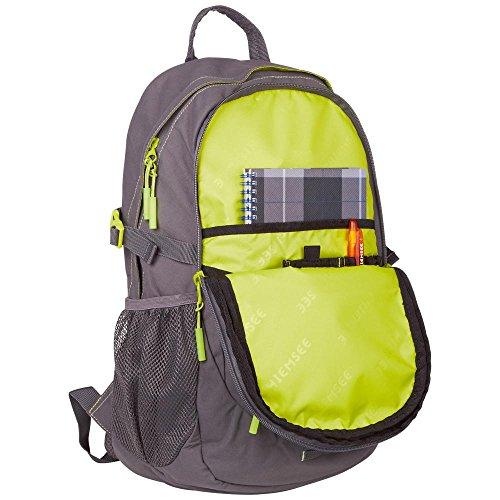 Chiemsee Unisex Techpack Two Rucksack Grau