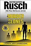 A Murder of Clones: A Retrieval Artist Universe Novel: Book Three of the Anniversary Day Saga (Retrieval Artist series 10)