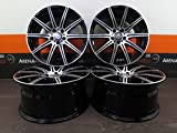 4 Alufelgen KESKIN KT16 19 Zoll passend für Mercedes A 176 B C 205 20AMG CL CLA E 212 GLA S Vito NEU
