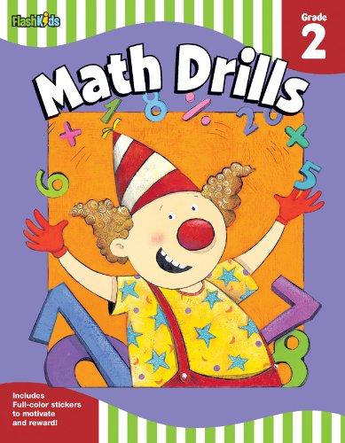 Math Drills: Grade 2 (Flash Skills)