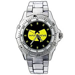 Hommes Montres bracelet FRE184 Wutang corp Wu-Tang Corp Stainless Steel Wrist Watch
