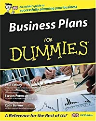 Business Plans for Dummies by Colin Barrow (2004-08-13)