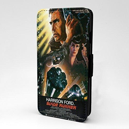 klassisch Movie Poster bedruckt Telefon Flip Case Hülle für Samsung Galaxy S7 - Blade Runner - s-a1274
