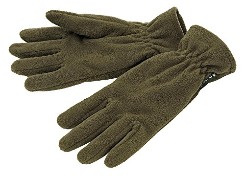 Pinewood Fleece Handschuh Samuel, grün, Gr. L