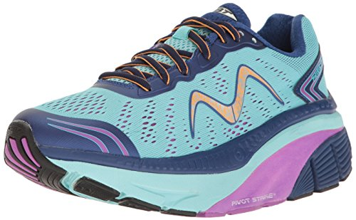 MBT ZAPATILLA 17 W BLUE ZEE 700906-1049Y BabyBlue/PurpleNavy/Orange