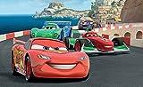 Tapetokids Fototapete - Disney Cars Lightning McQueen Bernoulli - Vlies 416 x 254 cm (Breite x Höhe) - Wandbild 95 1 Kinder Jungs