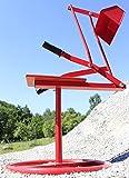 WIM-SHOP SITZBAGGER Metall Riesen-Sandbagger bis 50Kg belastbar in Top QUALITÄT