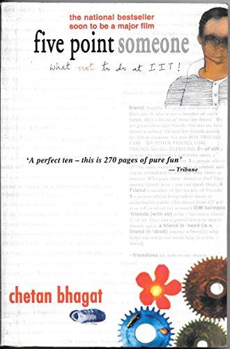 Five Point Someone: What Not To Do At IIT price comparison at Flipkart, Amazon, Crossword, Uread, Bookadda, Landmark, Homeshop18