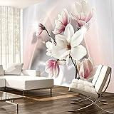 murando - Fototapete Blumen 300x210 cm - Vlies Tapete - Moderne Wanddeko - Design Tapete - Wandtapete - Wand Dekoration - Blumen b-A-0201-a-b
