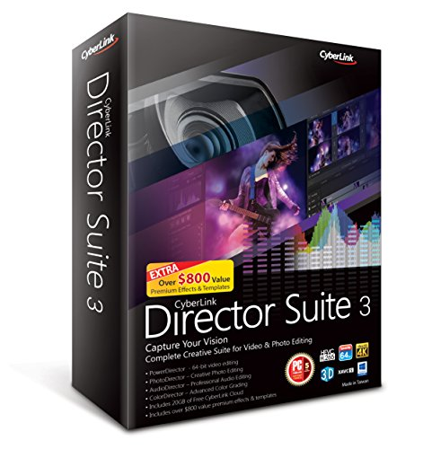 Cyberlink Director Suite 3 [PC] (3 Director Suite)