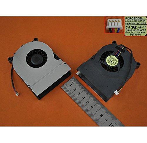 Preisvergleich Produktbild CPU Lüfter für Notebook HP TouchSmart IQ500IQ5045189–3759Version 2