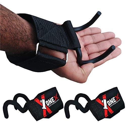 Onex New Gym - Gancho para levantamiento de pesas
