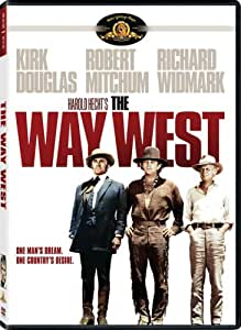 Way West [DVD] [1967] [Region 1] [US Import] [NTSC]
