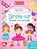 Scholastic Activities: My First Dress Up Sticker Activity