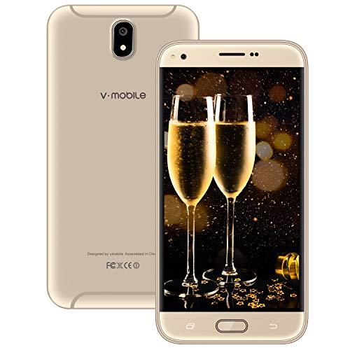 "Moviles Libres Smartphone 3GB ROM 32GB RAM Dual Sim Pantalla 5.5"" HD+(1440 * 720 Pixel) 5MP+8MP Cámara Android 7.0..."