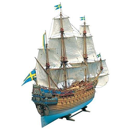 Fatturazione Barche 1:75 Scala Kit Wasa Modello di Costruzione