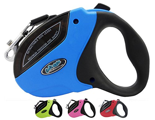 godoggie-retractable-dog-safety-lead-dog-control-freedom-and-safety-max-grip-handle-4-colours-2-size