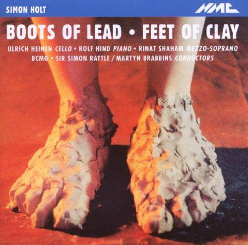 Preisvergleich Produktbild Simon Holt: Kites / Feet of Clay / Eco-Pavan / Boots of Lead / Lilith