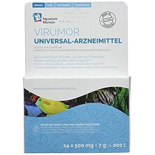 Aquarium Münster virumor 14x 500mg (ED + EM) für Aquaristik