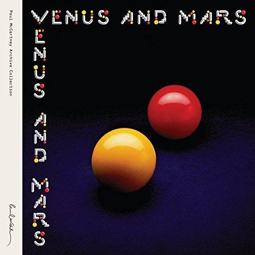Wings: Venus and Mars (2014 Remastered) (Audio CD)
