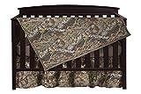 Carstens Camo 3-Piece Crib Sheet Set, Mossy Oak