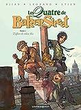 Les Quatre de Baker Street, Tome 1 : L'affaire du rideau bleu
