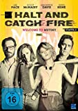 Halt and Catch Fire - Staffel 2 [4 DVDs]