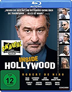 Inside Hollywood [Blu-ray]